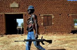 عقوبة الإعدام لحيازة السلاح في السودان
