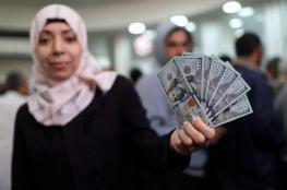 اسرائيل توقف تدفق الاموال القطرية الى غزة