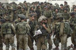 قائد جيش الاحتلال : جهوزية الاحتياط غير كافية وليست جيدة