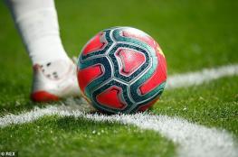 مباراة كرة قدم في الدوري الاسباني تنتهي بعد 8 سنوات ونصف