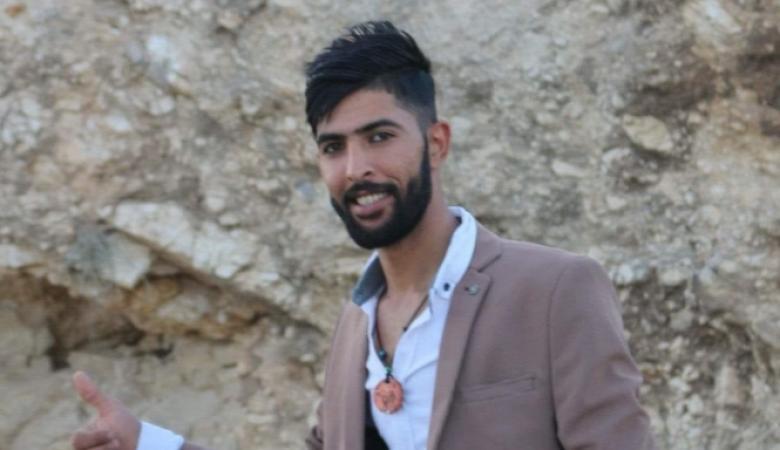 أشرف مشاعلة ..قصة عريس توفي قبل زفافه بأيام