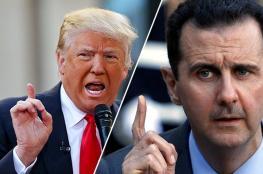 ترامب : بقاء الاسد او رحيله يحدده فقط الشعب السوري