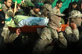 استشهاد احد عناصر القسام  بانهيار نفق للمقاومة في خانيونس