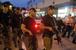 شرطة الاحتلال تنشر تعزيزات أمنية في القدس