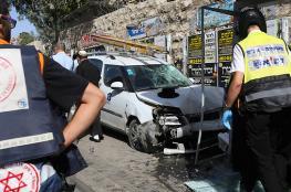 """مقتل """" 31 """" مستوطن وجندي اسرائيلي  في عمليات الدهس والطعن"""