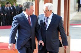 تنسيق فلسطيني اردني للدفاع عن الأقصى