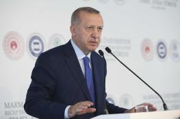 """أردوغان يهاجم ماكرون: """"بحاجة لاختبار قدراته العقلية"""""""