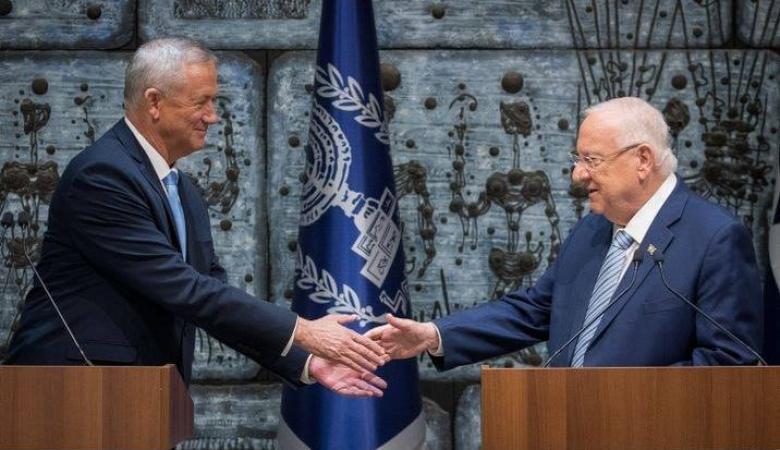 غانتس يعلن رسمياً فشله في تشكيل حكومة اسرائيلية