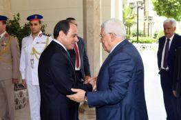 السيسي: حل القضية الفلسطينية ركيزة أساسية لاستعادة أمن المنطقة