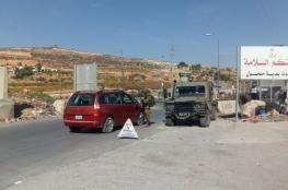 قوات الاحتلال تقرر فرض طوق عسكري على مدينة حلحول