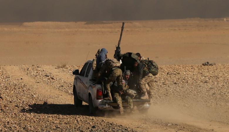 ضابط إسرائيلي: داعش لا تجرؤ مهاجمتنا لكنها تفعل ذلك ضد الجيش المصري