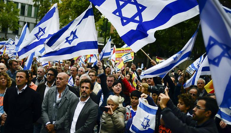 غالبية الاسرائيليين يتطلعون الى بناء علاقات مع الدول العربية