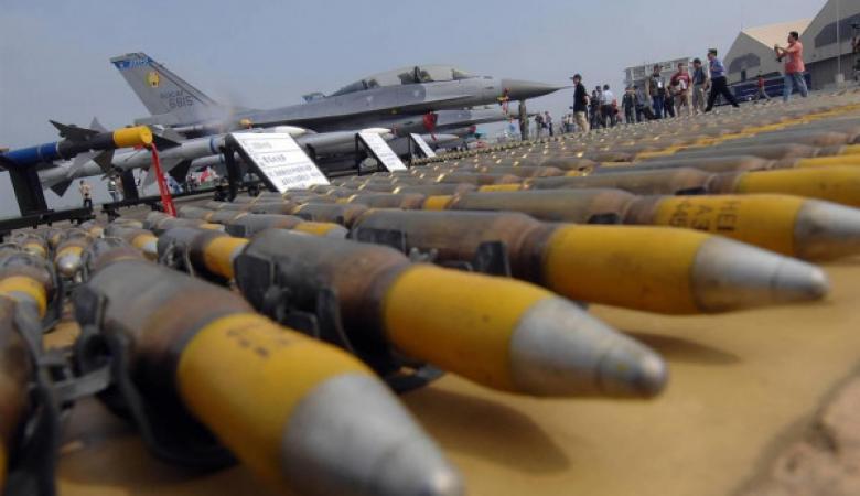 """أمريكا تقدم نصف مليار دولار كمساعدات عسكرية لـ""""إسرائيل"""""""