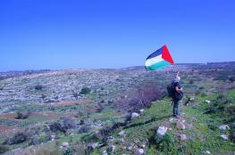 الاحتلال يغلق احراش قفين ويمنع المزارعين من التوجه الى اراضيهم