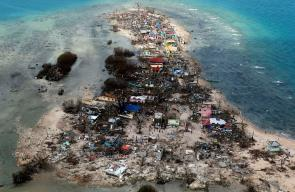17 قتيلاً على الأقل جراء الإعصار