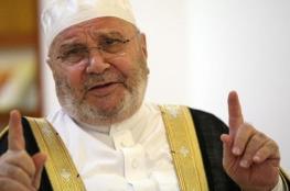 """حادث سير يفجع الداعية الاسلامي  """"راتب النابلسي """""""