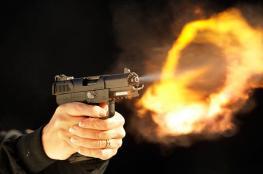 إصابة مواطنين بالأعيرة النارية خلال شجار عائلي جنوب جنين