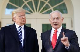 فلسطين : نتنياهو يعادي السلام وحل الدولتين