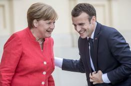 المانيا وايطاليا تدينان تصريحات اردوغان بحق ماكرون