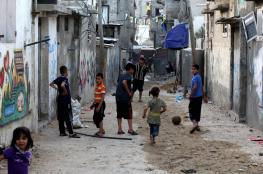 350 ألف أسرة فلسطينية تحت خط الفقر