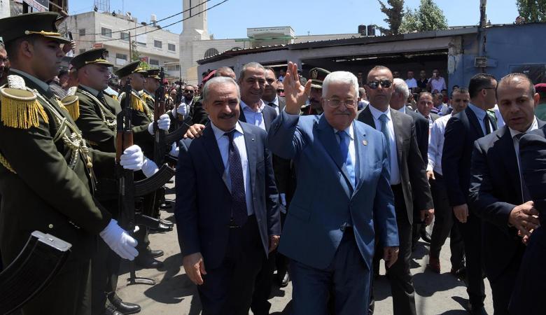 الرئيس: لن نقبل أن يعتبروا شهداءنا إرهابيين وأدعو حماس للوحدة