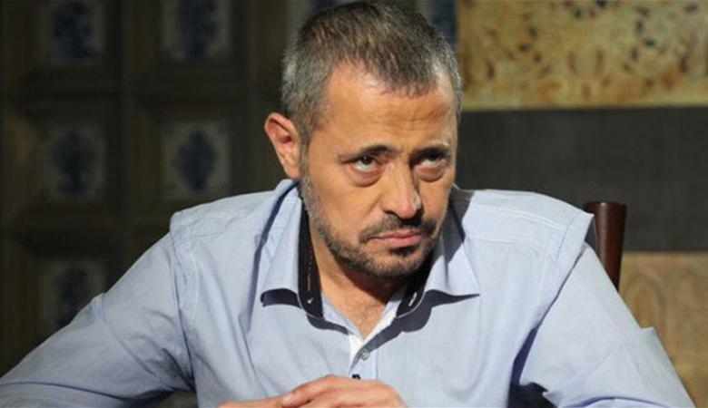 شاهد ...جورج وسوف يطلق النار على مذيع لبناني
