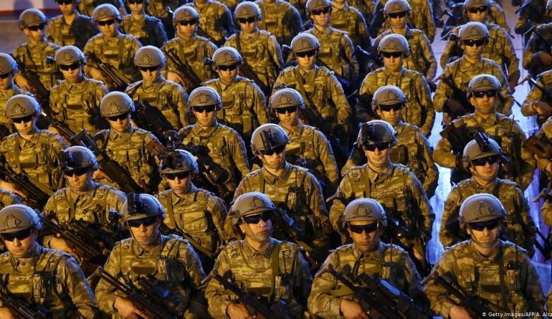 مصر توجه تحذيراً لتركيا بشأن تواجدها العسكري في ليبيا