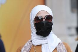 تسجيل اصابة جديدة بفيروس كورونا لفتاة من غرب رام الله