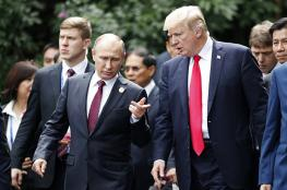 """روسيا تعلق على عدم تهنئة """"ترامب """" باعادة انتخاب بوتين"""