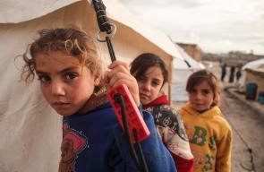 أكثر من ربع مليون نازح جراء المعارك في ادلب السورية