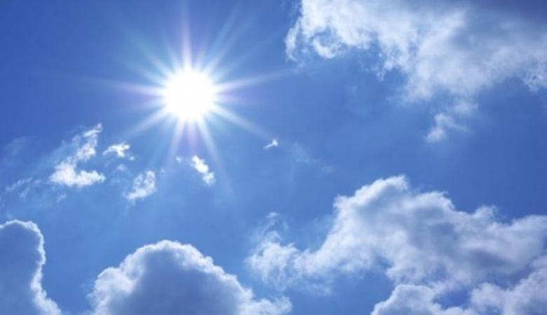 حالة الطقس : اجواء باردة في الجبال وحارة في بقية المناطق
