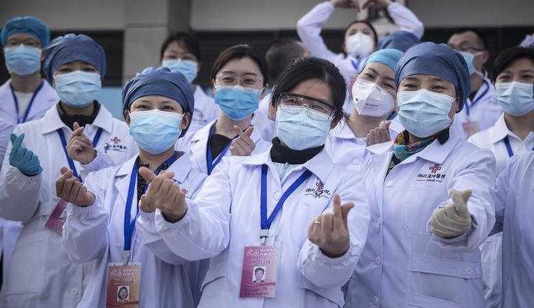 اميركا تتهم الصين باخفاء أعداد وفيات فيروس كورونا