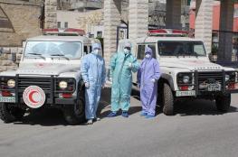 الحكومة : ارتفاع أعداد الاصابات بفيروس كورونا الى 216