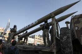 الصاروخ الذي تملكه حماس وتخشاه اسرائيل