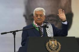 الرئيس يجتمع بأمناء سر اقاليم فتح في الضفة الغربية