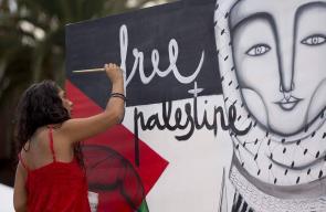 """انطلاق سفينتا """"الأمل""""و""""الزيتونة"""" 1النسائيتان لكسر الحصار الإسرائيلي عن قطاع غزة بمشاركة ناشطات من دول مختلفة"""