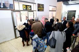 أكثر من 200 الف مواطن تنقلوا عبر معبر الكرامة خلال الشهر الماضي