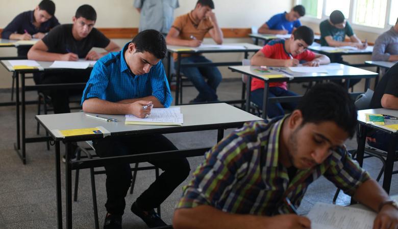 """""""التربية والتعليم"""" تصدر تصريحا حول مستحقات العاملين في امتحان الانجاز"""