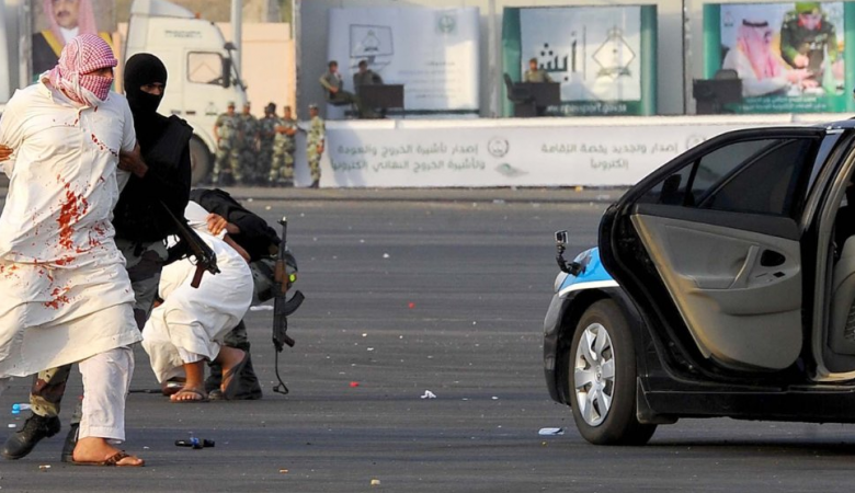 قتلى واشتباكات مسلحة في نهار رمضان بالسعودية ...شاهد