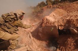 """الاول ...الجيش الاسرائيلي يعلن اكتنشاف نفق هجومي لحزب الله """"صور """""""