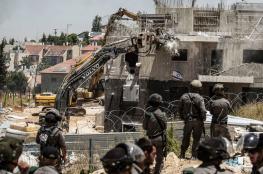 اسرائيل تسن قانونا للسيطرة على الضفة الغربية والقدس