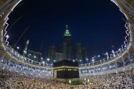 رصد ظاهرة مذهلة في أجواء مكة المكرمة (فيديو)