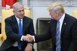 صحيفة اسرائيلية : نتنياهو يدفع بترامب للوقوع في الكارثة