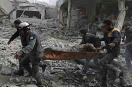 النظام السوري يقتل اكثر من 167 مدنياً  منذ صباح امس في الغوطة