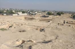 """الاحتلال يعتدي على """"قصر هيرود الشتوي """" في أريحا"""