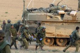 جيش الاحتلال ينهي مناورة تحاكي دخوله غزة