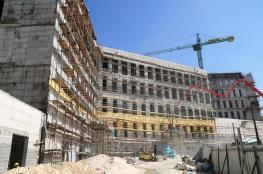 """إنجاز المرحلة الأولى من مشروع مجمع محاكم الخليل بدعم كندي وإشراف الـ""""UNDP"""""""