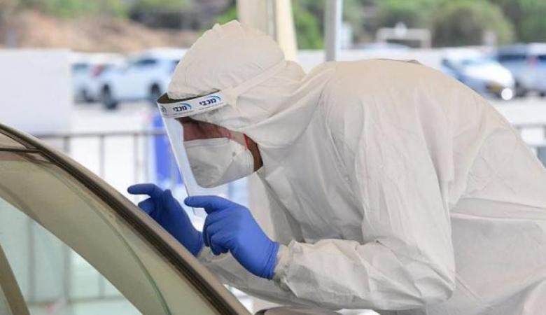"""""""اسرائيل"""" تسجّل مزيدا منالوفيات والاصابات بفيروس كورونا"""
