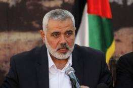 هنية يؤكد على المقاومة والمصالحة في ذكرى اغتيال أحمد ياسين