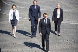 فرنسا : متمسكون بحل الدولتين
